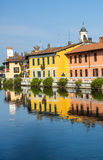 Gaggiano (Milan) Royalty Free Stock Photography