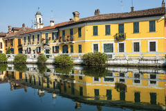 Gaggiano (Milan) Royalty Free Stock Photo