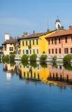 Gaggiano (Milano) Fotografia Stock Libera da Diritti