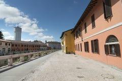 Gaggiano (Milano, Italia) Immagine Stock Libera da Diritti