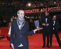 Gagnant pour la récompense documentaire originale Raed Andon de Glashuette Photographie stock