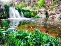 Gaia rzeka Zdjęcie Stock