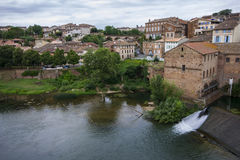 Gaillac,法国 免版税库存照片