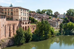 Gaillac Royalty Free Stock Images