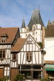 Gaillon, Hoger Normandië Stock Afbeeldingen
