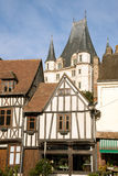 Gaillon, Upper Normandy. Historical community of Gaillon in Upper Normandy, France Stock Images