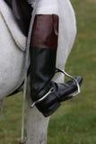 Gaine d'équitation Photographie stock