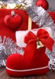 Gaine de Noël Photographie stock libre de droits