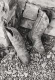 Gaines de cowboy Photos libres de droits