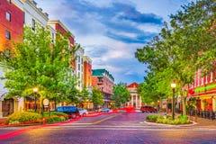 Gainesville, Флорида, США стоковые фотографии rf