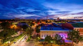 Gainesville, Florida, USA stock footage