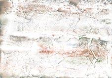 Gainsboro vague watercolor pattern Royalty Free Stock Photos