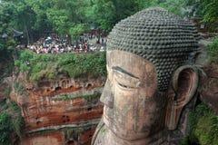 Gaint Будда Стоковые Фотографии RF