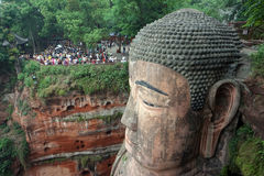 Gaint Buddha Lizenzfreie Stockfotos