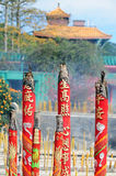 Gaint Chinese incense Stock Photo