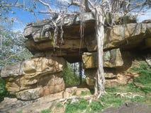 Gaint rock Stock Images