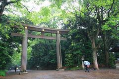 Gaint Torii gate Stock Photos