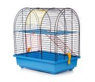 Gaiola do roedor do animal de estimação imagens de stock royalty free
