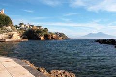 Gaiola, Nápoles Fotos de archivo