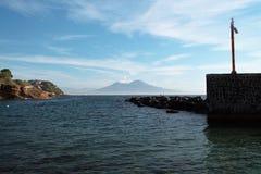 Gaiola, Naples Images stock