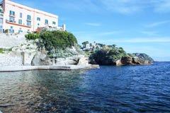 Gaiola, Naples Photos stock