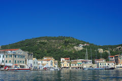 Gaios in Paxos Royalty Free Stock Photos