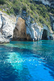 Gaios in Paxos island Stock Photography