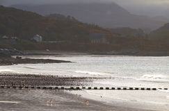 Gairloch Beach Stock Photo