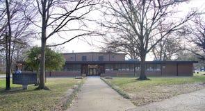Gaisman Communautair Centrum, Stad van Memphis Park Service stock foto