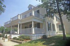 Gaithersburg stadshus, Maryland Royaltyfria Foton