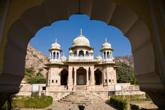 Gaitor, Jaipur, Rajasthan Royalty Free Stock Photos