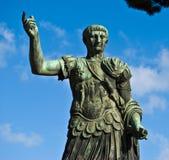 Gaius Augustus fotografie stock libere da diritti
