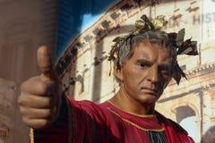 Gaius Iulius цезарь Стоковое Изображение