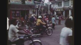 Gajah apretado Mada Main Street metrajes