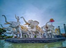 Gajah siwo mergo stock images
