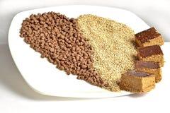 Gajak z czekoladą Zdjęcie Royalty Free