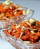 Gajar Halwa Stock Photography