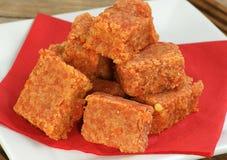Gajrella indian sweets Stock Images