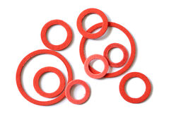 Gakets vermelho imagens de stock royalty free