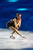 Galà 2010, Milano, Italia di natale del ghiaccio Immagini Stock Libere da Diritti