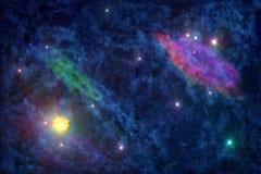 Galáxia fotos de stock
