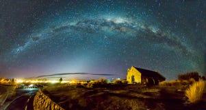 galáxia Imagem de Stock