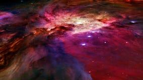 galáxia ilustração stock