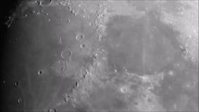 Galáxia do lapso de tempo das crateras de lua filme