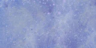 Galáxia gelada Foto de Stock
