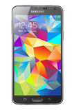 Galáxia S5 de Samsung Foto de Stock Royalty Free