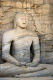 Galão Vihara, Polonnaruwa, Sri Lanka foto de stock royalty free