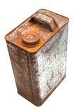 Galões velhos do óleo Imagem de Stock Royalty Free