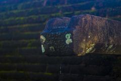 Gal Vihara - Polonnaruwa斯里兰卡 免版税库存图片