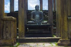Gal Vihara - Polonnaruwa Σρι Λάνκα στοκ φωτογραφία με δικαίωμα ελεύθερης χρήσης